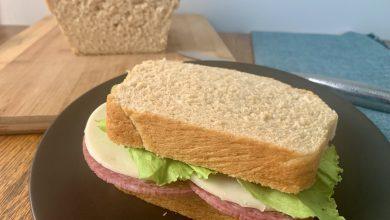 Homemade Gluten-Free White-Oat Bread